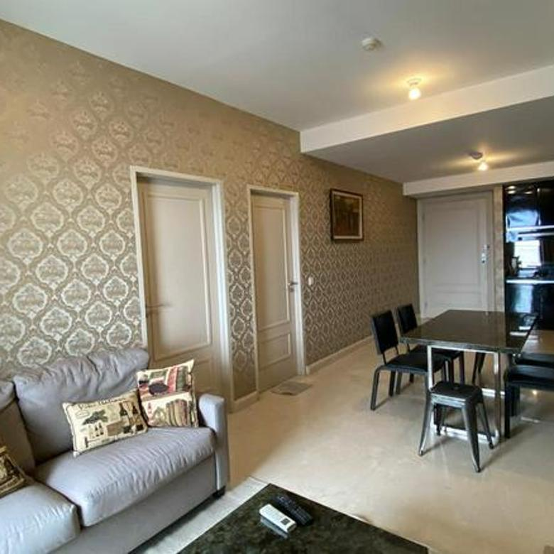 Apartemen 2BR Full Furnished The Peak Lt.53, Surabaya Pusat