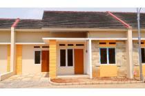 Rumah baru konsep modern  350 jt an , siap huni di Setu,Bekasi Timur