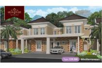 Rumah Cluster Baru Mewah Akses Langsung Ke Jalan Raya Serpong Parung