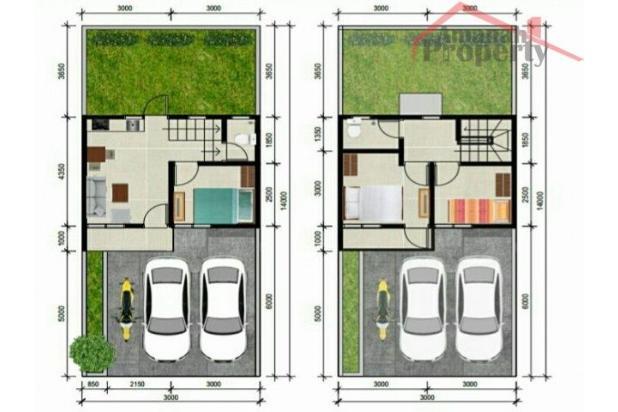 Rp783jt Rumah Dijual