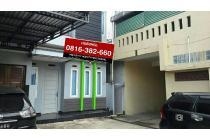 Dijual Town House Tipe 87,5/80Kenten alautPalembang