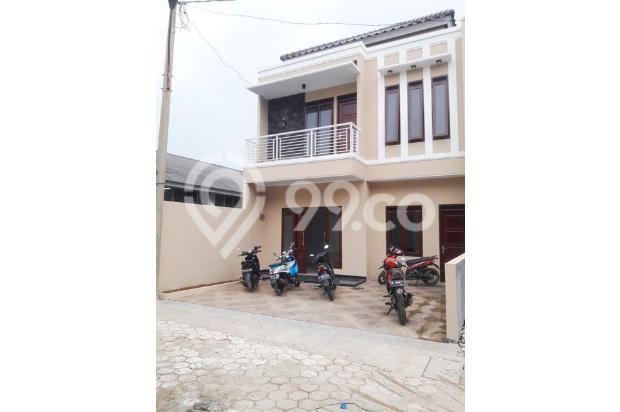 Rumah Baru Dalam Cluster Unit Pojok di Jagakarsa 17711485
