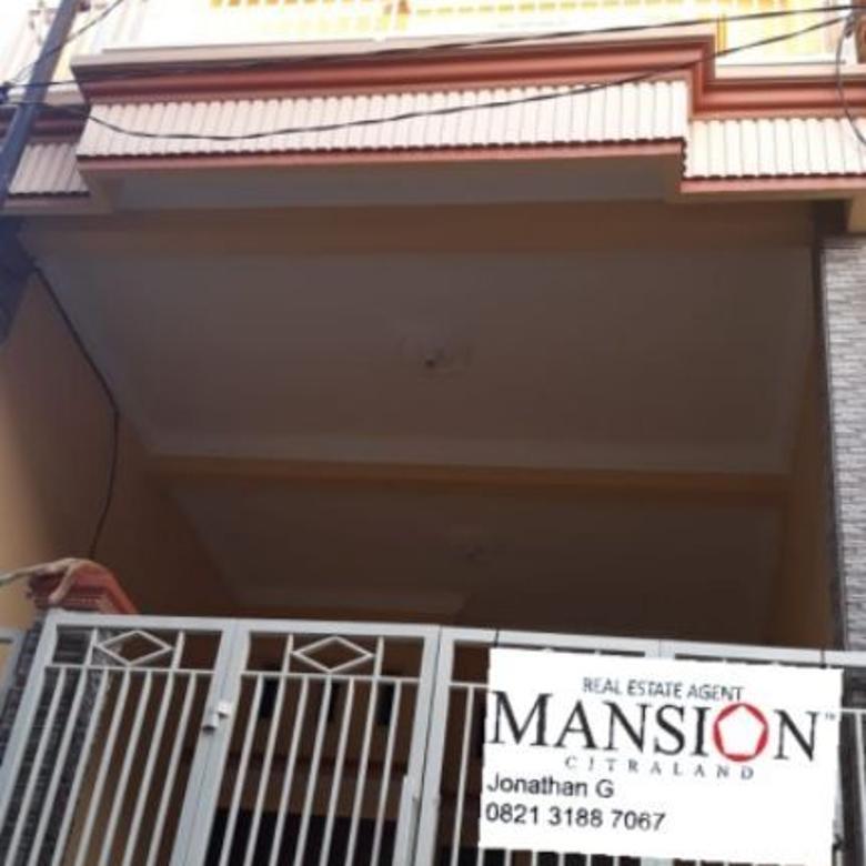 Dijual Rumah Minimalis 2 Lantai Full Bangunan