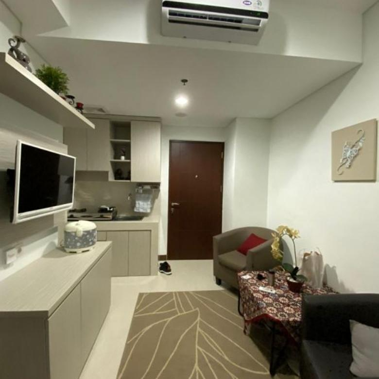 APARTMENT 2BR SPRINGWOOD RESIDENCE SERPONG FULY FURNISHED
