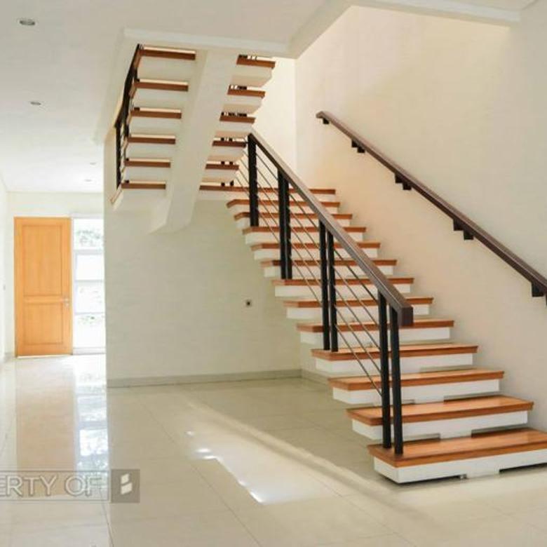Rumah Mewah Minimalis di cluster elite kota Bandung