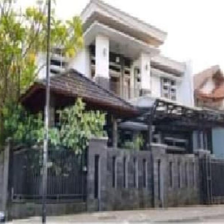 Rumah Lux Bukit Cimanggu City Tanah Sereal Bogor Jawa Barat