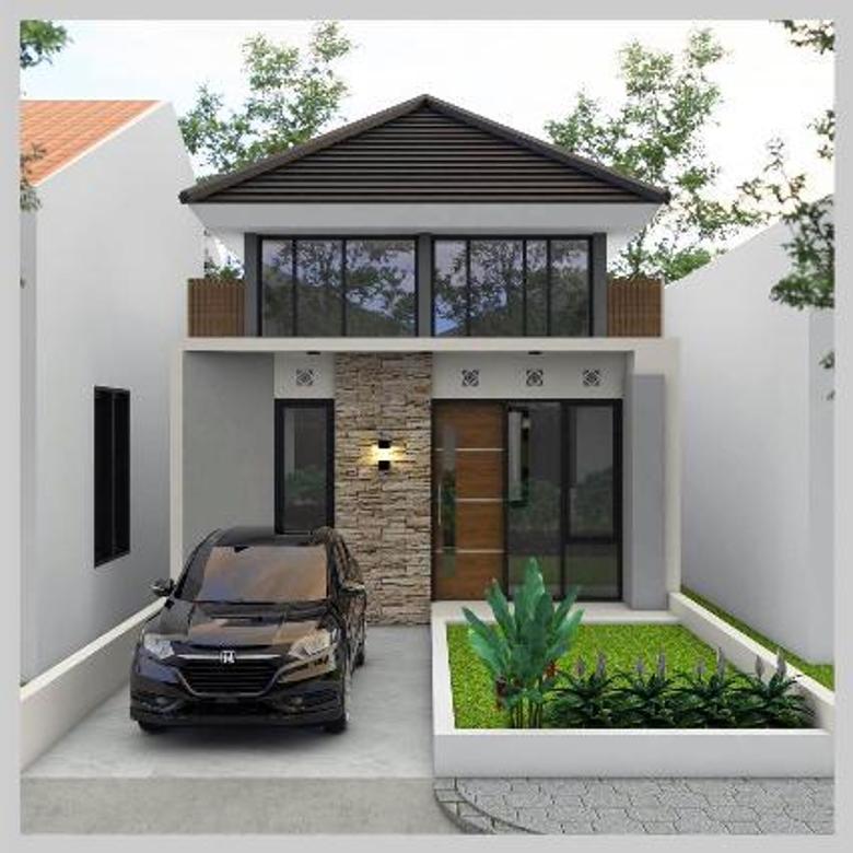 Rumah Cluster Baru di Pudak Payung Banyumanik
