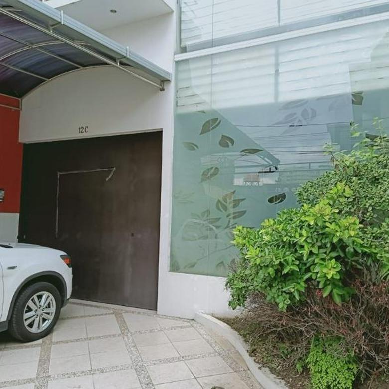 Rumah di lokasi strategis Dekat dengan pusat bisnis di Sukajadi Bandung