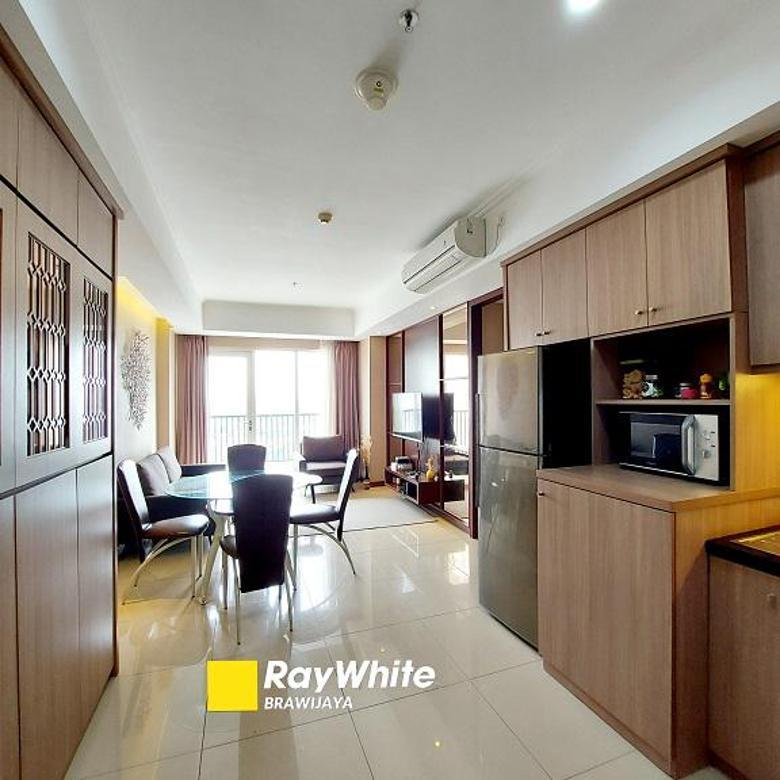 Apartemen di Aspen Admiralty, Cilandak, Tower A, Lantai 23, Siap Huni, Swimming Pool View