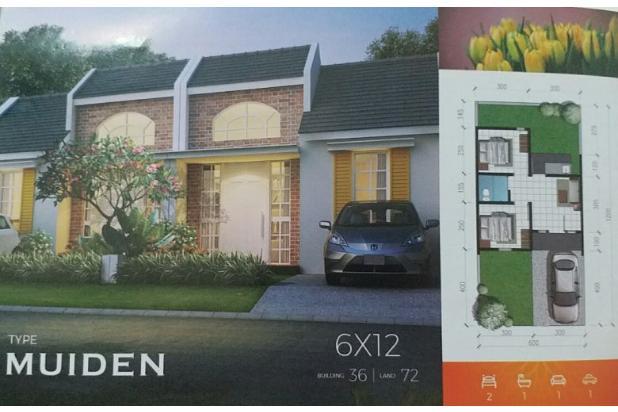 Rp652jt Rumah Dijual