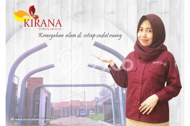 Home Industry Gampang KPR DP 0%: Kirana Town House 16846563