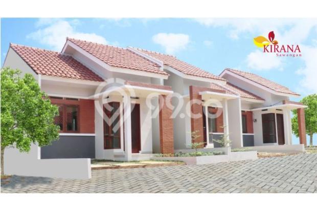 Home Industry Gampang KPR DP 0%: Kirana Town House 16846564