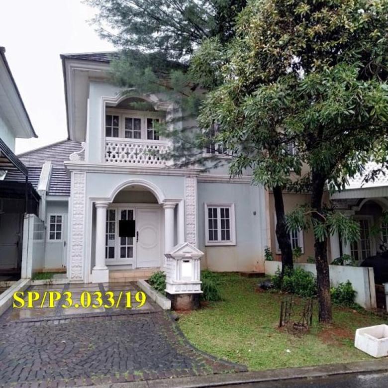 Rumah modern minimalis cozzy Kota Wisata, Cibubur - P3.033/19