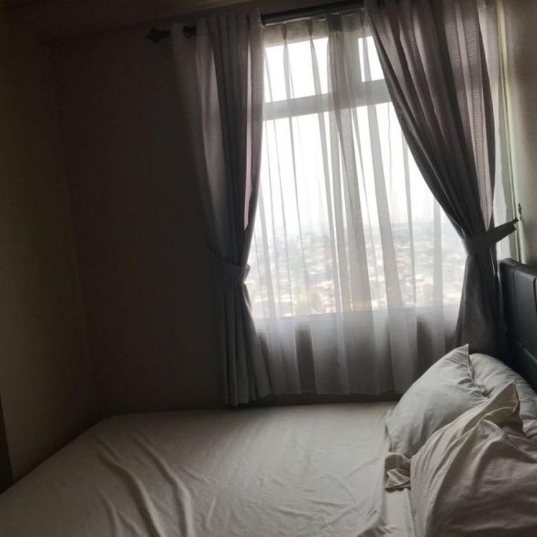 JUAL MURAH ! Apartemen 2br full furnished. Harga TERMASUK biaya balik nama.