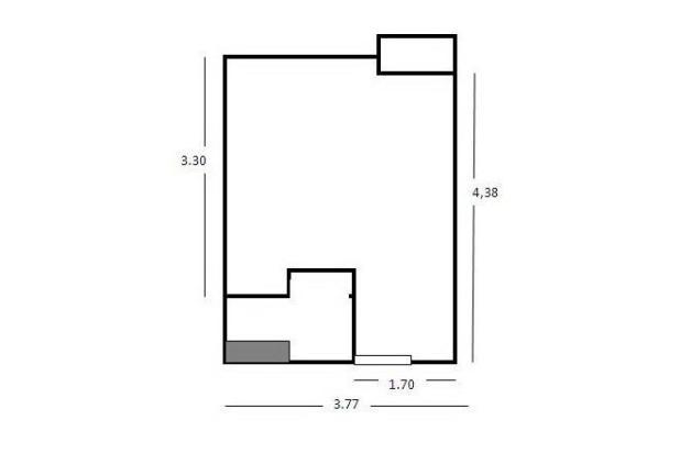 Rp399jt Apartemen Dijual