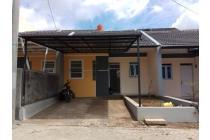 rumah baru bisa KPR bank syariah READY slm cluster villa cilame indah