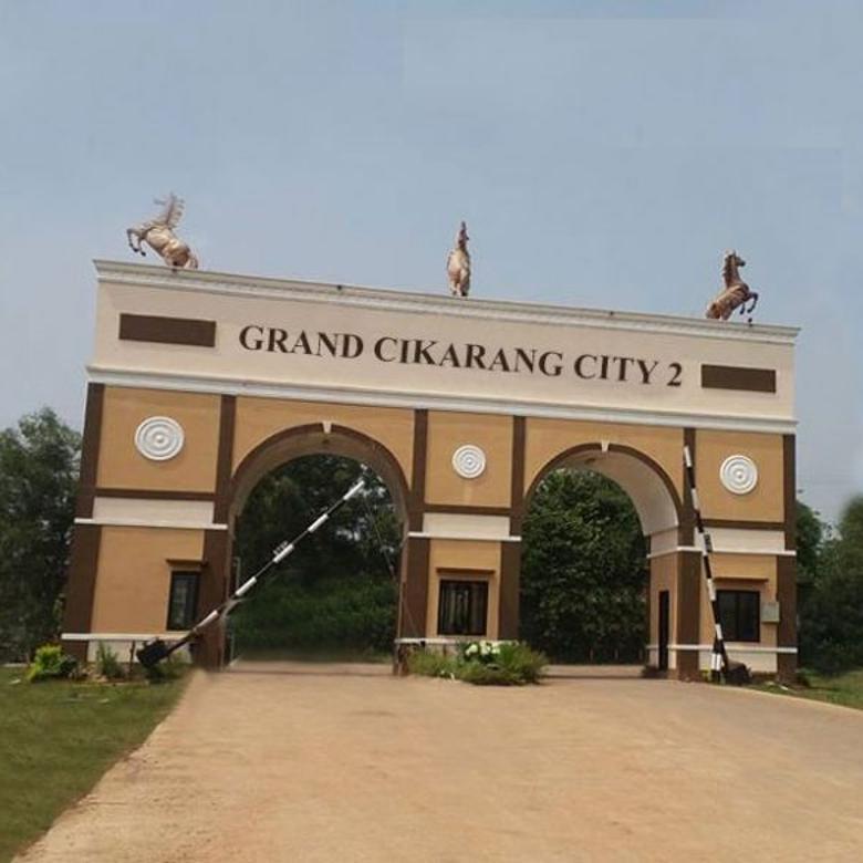 grand cikarang city 2 gcc 2 rumah terbaik