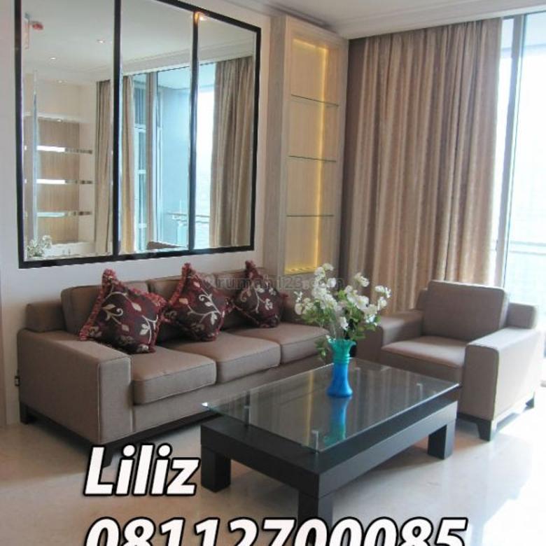 Sewa Apartemen Residence 8 Senopati 3BR Full Furnished Istimewa