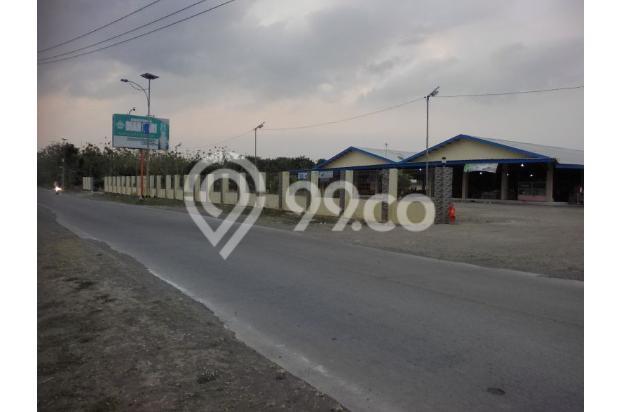 Tanah Strategis Bangun Kios  Dekat Interchange Tol Cikedung . 13426083