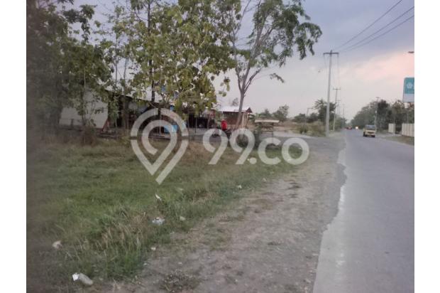 Tanah Strategis Bangun Kios  Dekat Interchange Tol Cikedung . 13426085