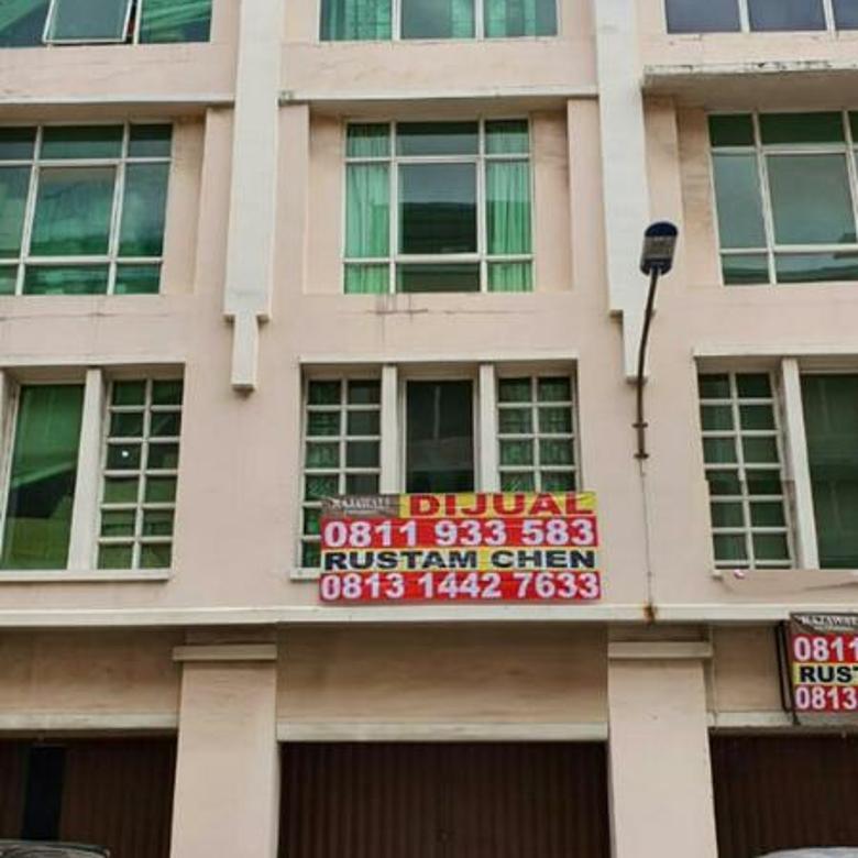 Ruko Mangga Dua Square Harga Murah Pusat Usaha Akses Terjangkau