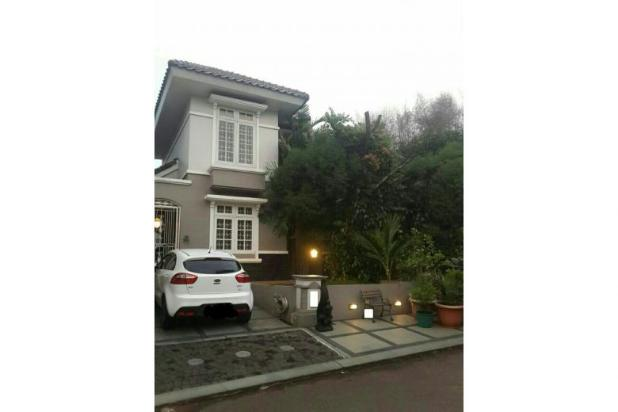 Rumah bagus full furnished, nego 7317526