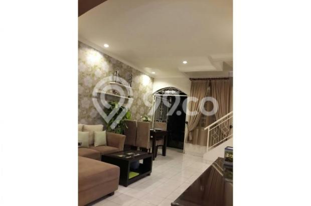 Rumah bagus full furnished, nego 7317530