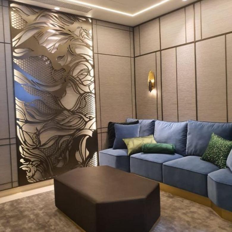 Dijual Apartemen Anandamaya Residence 3BR 330m Interior Design