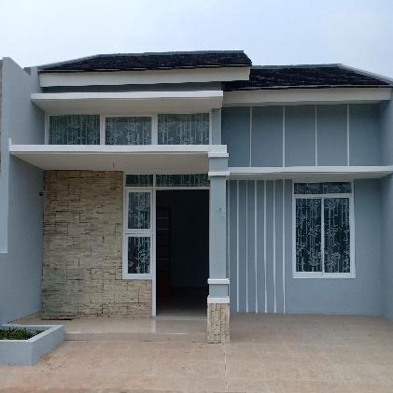 Rumah baru dlm cluster TERMURAH hny 425jt di Jati Asih Bekasi