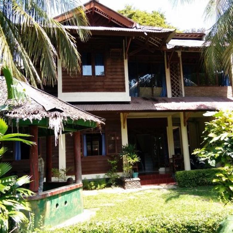VILLA ANYER DI SEWAKAN, Villa PRIBADI 5 kmr Blok Pantai