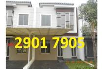 Dijual rumah Amerika West Coast, uk 6 x 15, Green lake city, Jakarta Barat