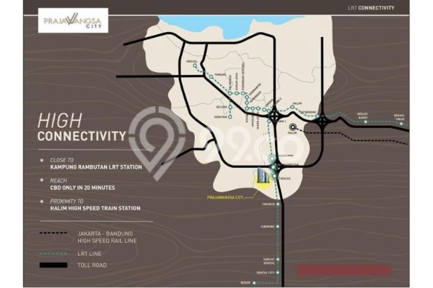 Jual Apartemen Prajawangsa Luas 25m2 Dekat TB Simatupang 11748906