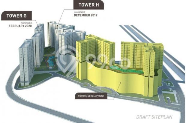 Jual Apartemen Prajawangsa Luas 25m2 Dekat TB Simatupang 11748916