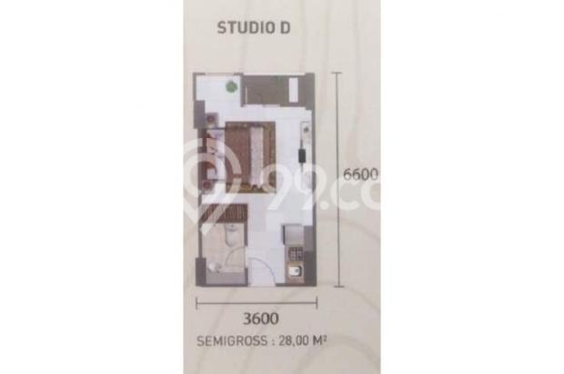 Jual Apartemen Prajawangsa Luas 25m2 Dekat TB Simatupang 11748917