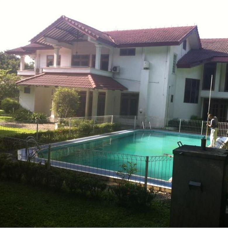 Rumah luas dan asri di Paso - Jagakarsa Jakarta Selatan
