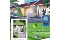 Rumah subsidi Griya sehati Labu Lomapibok barat S024