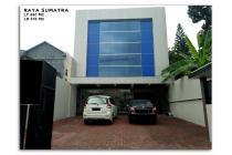 Langka ! Office Building Pusat Kota ! jalan Sumatra ! Hitung Tanah !