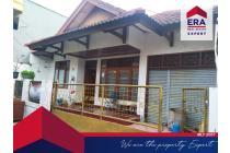 Dijual Rumah Murah Bebas Banjir Dekat Bandara Halim