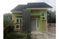 Dijual Rumah Nyaman di Garuda Sakti Pekanbaru Riau