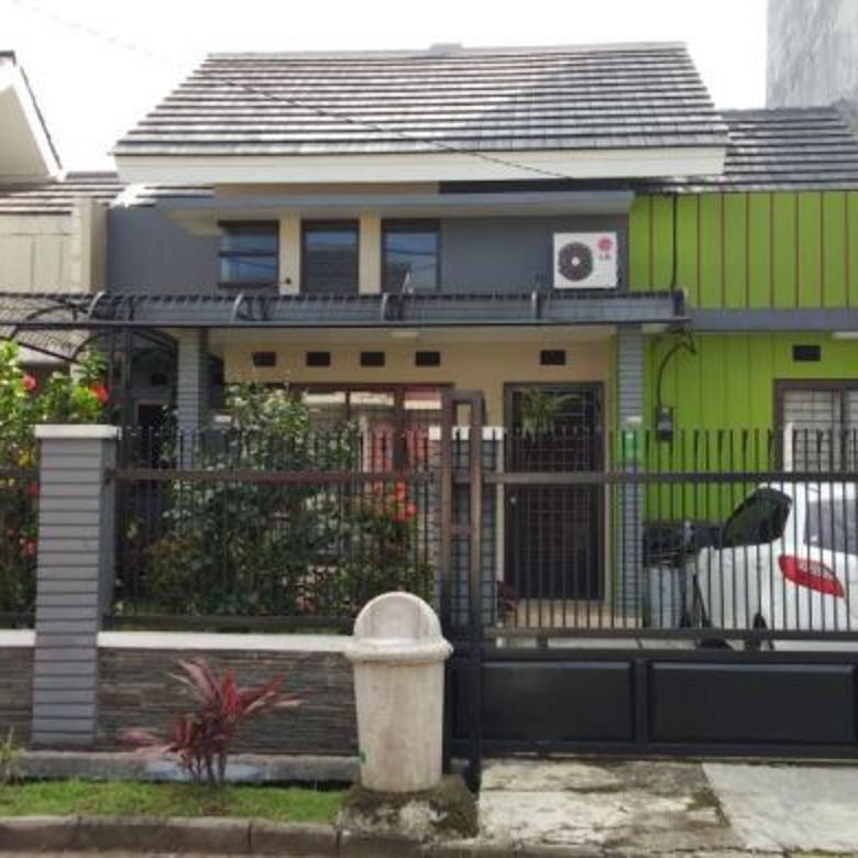Rumah Harmony V - Bogor Nirwana Residence Bogor (BNR) Bogor