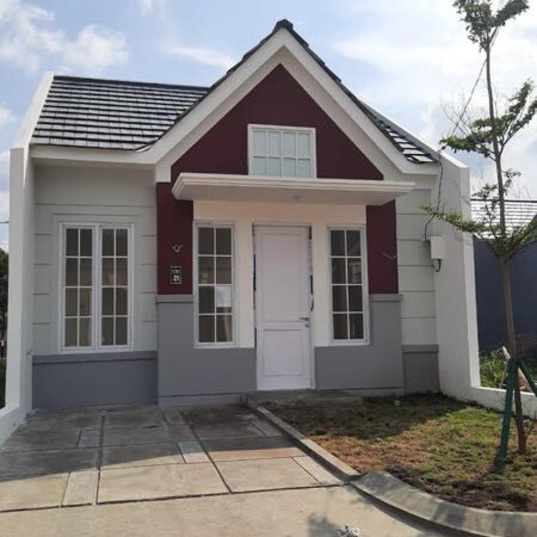 Dijual Rumah 1 Lantai Dp Ringan di Citraland Cirebon