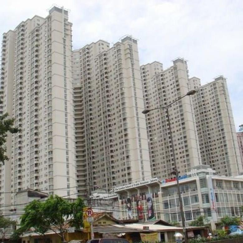 Dijual Apartemen Sudirman Park Tower A , Tanah Abang , Jakarta Pusat