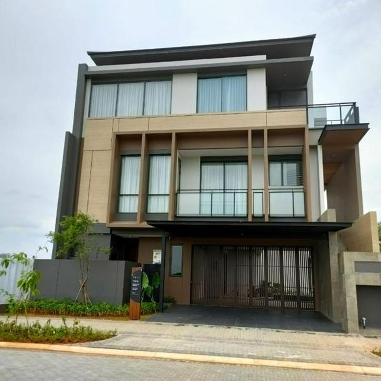 Rumah Cluster Kiyomi The Zora, BSD City