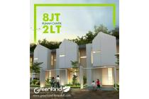 greenland forest hill residence bogor tahap 2