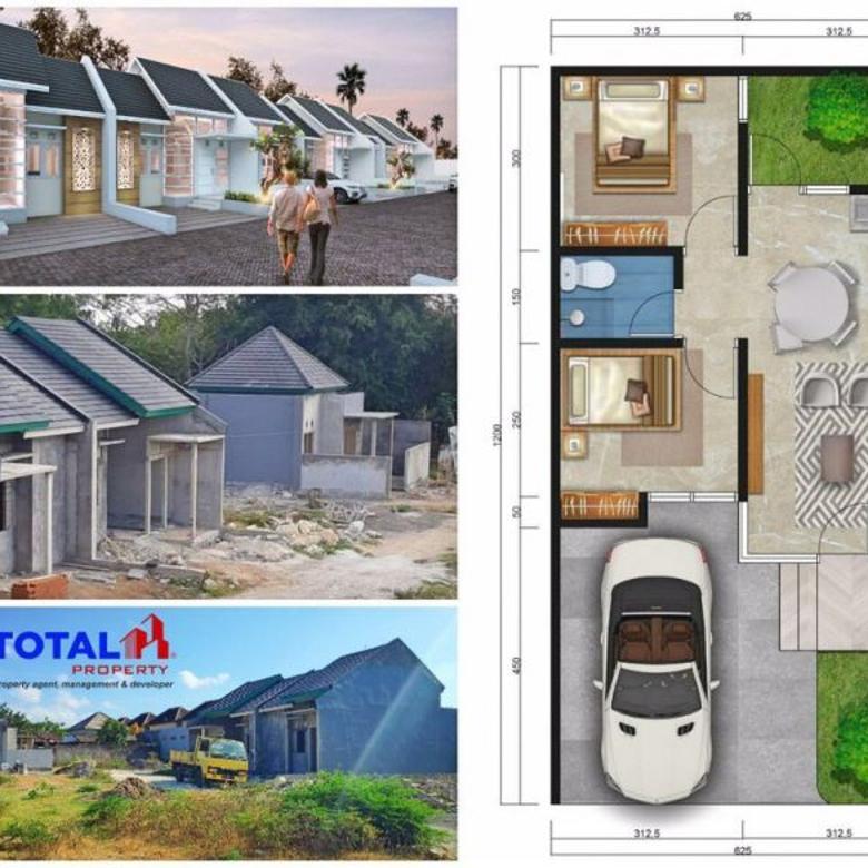 Dijual Rumah Strategis Istimewa di I Gusti Ngurah Rai, Badung