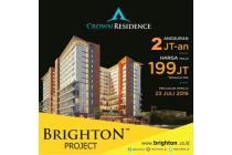 Murahhhh New Project Tower B  mulai @209jt