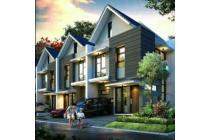 Rumah nyaman  modern Minimalis di river view karawang Barat