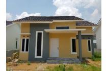 Rumah Tunggal Jual Tipe 60 Lokasi Ampera