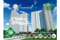 Cimanggis City, Dekat Ui cicilan cuma 2 jutaan