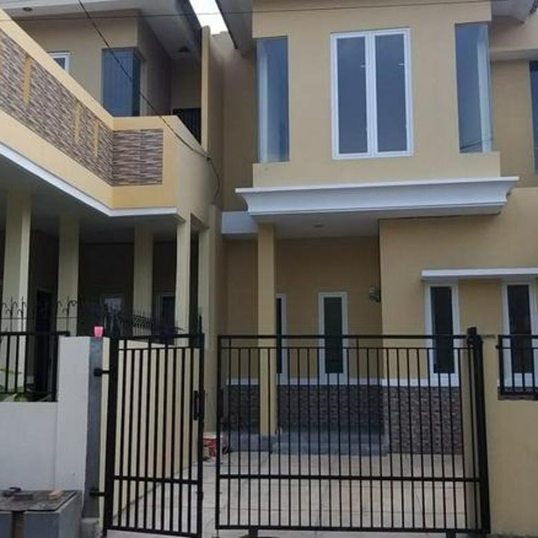 Rumah 2 Lantai Siap Huni di Jatiasih